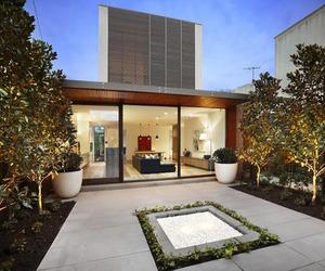 Contemporary Home with Garden Sanctuary: Australia