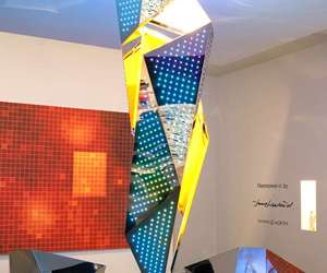 """EL MASTERPIECE"", Daniel & Noam Libeskind for Zumtobel"