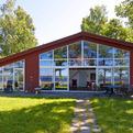 Inspiring villa overlooking Lake Vidöstern