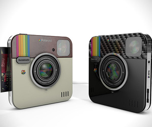 Instagram Socialmatic Camera | Polaroid