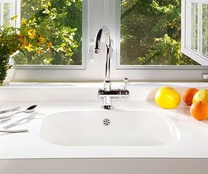 Integrity, a new seamless sink and countertop from Silestone