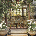 Interior and Garden Designs by Sandy Koepke