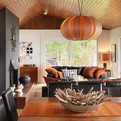 Interior Design Inspired by Halloween Colors