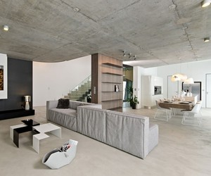 Interior Family House by oooox