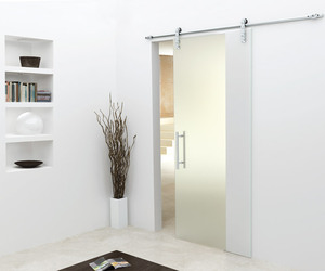 Interior Glass Sliding Doors by Foa Porte