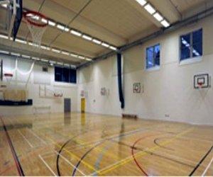 Interiors of Chelsea Academy in UK
