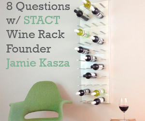 Materialicious interview w/ STACT founder Jamie Kasza
