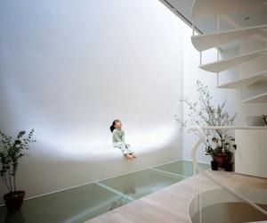 House SH Resembles a Kangaroo Pouch | Hiroshi Nakamura