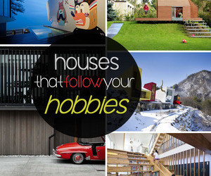 Intriguing Hobby Houses