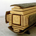 Intriguing Wooden Sculpture