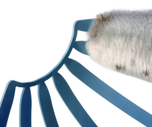 Inuit Armor Chair