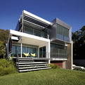 Wentworth Rd House by Edward Szewczyk Architects,