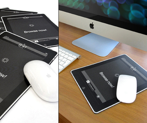 iPad as a Mouse Pad