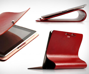 iPad Leather Arc Cover | by Evouni