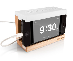 Snooze iPhone 5 Alarm Dock