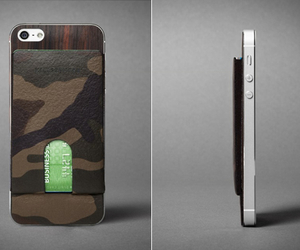 iPhone 5 Camo Card Case | Killspencer