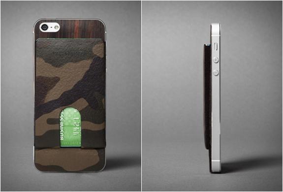 Iphone 5 Camo Card Case Killspencer
