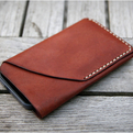 iPhone 5 Leather Sleeve & Card Holder