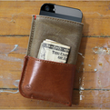 iPhone 5 Wallet | by Dodocase