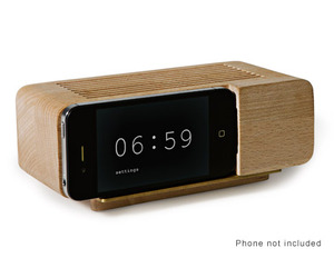 iPhone Alarm Clock Dock