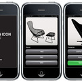 IPhone App Icon Design Chair