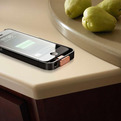 iPhone Charging Corian Contertops