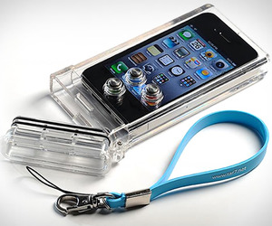 iPhone Scuba Case | by TAT7