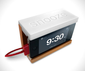 iPhone Snooze Alarm Dock