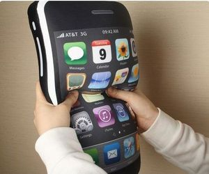 Iphone Themed Pillow