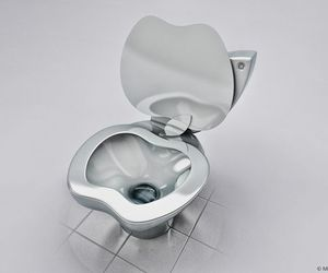 iPoo Toilet For Apple Lovers by Milos Paripovic