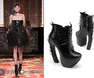 Iris van Herpen's Voltage Couture and Shoes for UN