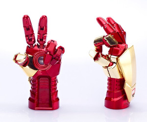 Iron Man 3 Gauntlet USB Flash Drives