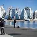 Isbjerget Apartment Buildings in Aarhus
