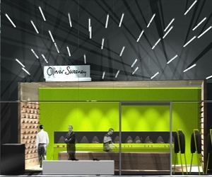 ISG Cathedral design Oliver Sweeney Manchester store