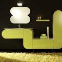 Italian Bathroom Furniture From LASA IDEA