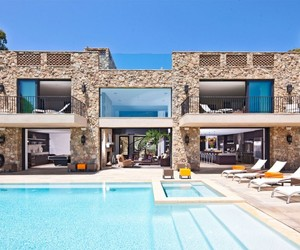 Italian Inspired Malibu Beach Mansion