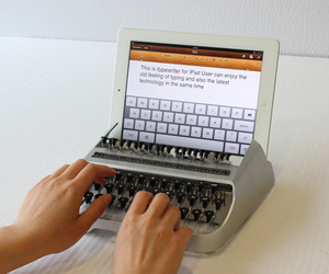 iTypewriter iPad Keyboard