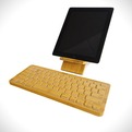 iZen Wireless Bamboo Keyboard