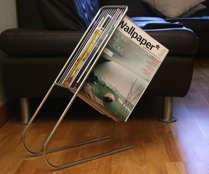 J-Me Float Magazine Rack