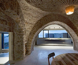 Jaffa House by Pitsou Kedem Architects