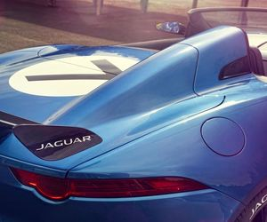 Jaguar Project 7 at 2013 Goodwood Festival of Speed