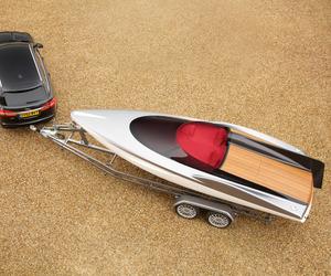Jaguar Speedboat Concept