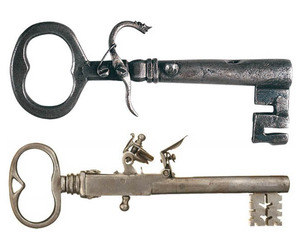 Jailer Key Guns