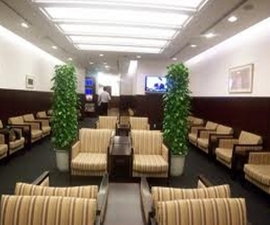 JAL opens international lounges at Haneda Airport in Tokyo