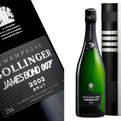 James Bond and Bollinger 007 Limited Edition Champagne