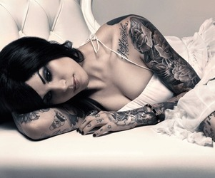 James Dimmock Shoots Kat Von D