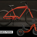 James Perse Beach Cruiser and Tricycle