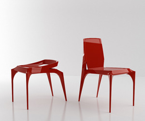 Janus Chair by Yang Joon