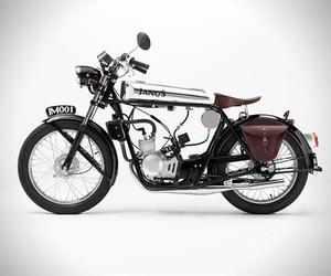 Janus Halycon 50 Motorcycle