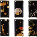 JAPAN TEXTURE iPhone Cases by Softbank